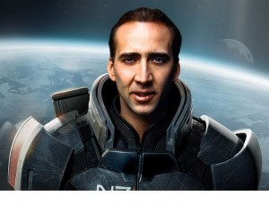 mass effect nicolas cage