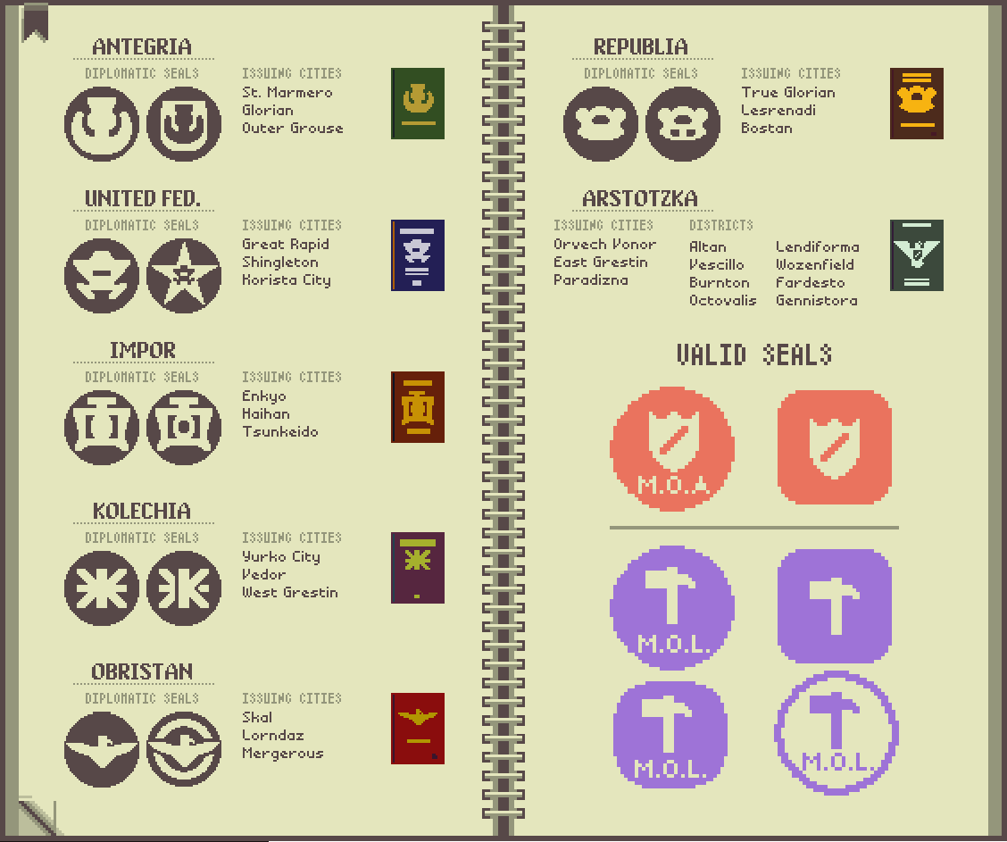 Papers_Please_-_Countries_&_Seals