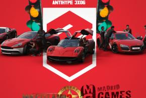 """<small class=""""subtitle""""> Con una sonrisa en la boca después de hablar con vosotros en nuestro stand </small> AntiHype 3×06: DriveClub, Wasteland 2 y especial indies de Madrid Games Week 2014"""