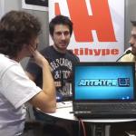 antihype entrevista cosmic challenge mini