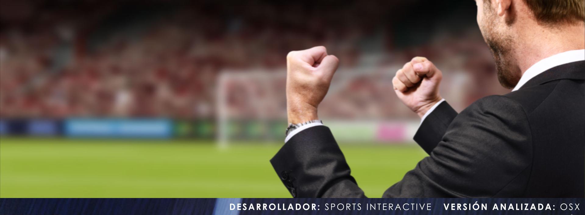 Football Manager 2015 Header