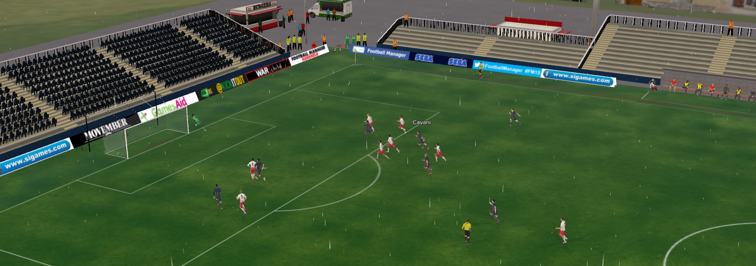 Football Manager 2015 screen 5