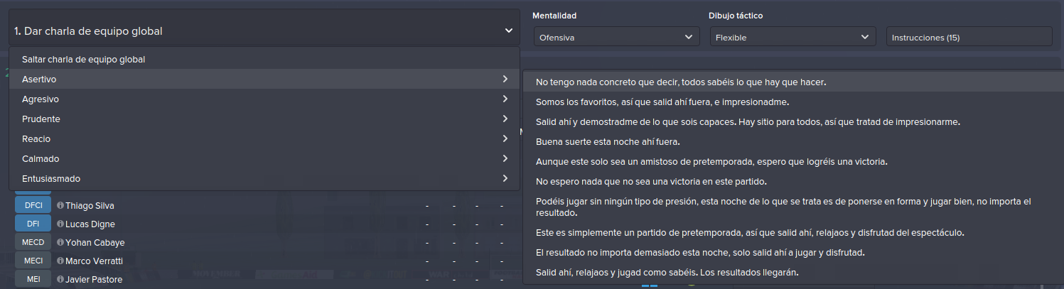 Football Manager 2015 screen 7