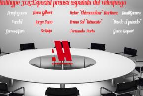 "<small class=""subtitle""> El 'All-Star weekend' se vive en AntiHype </small> AntiHype 3×15: Especial prensa española del videojuego"
