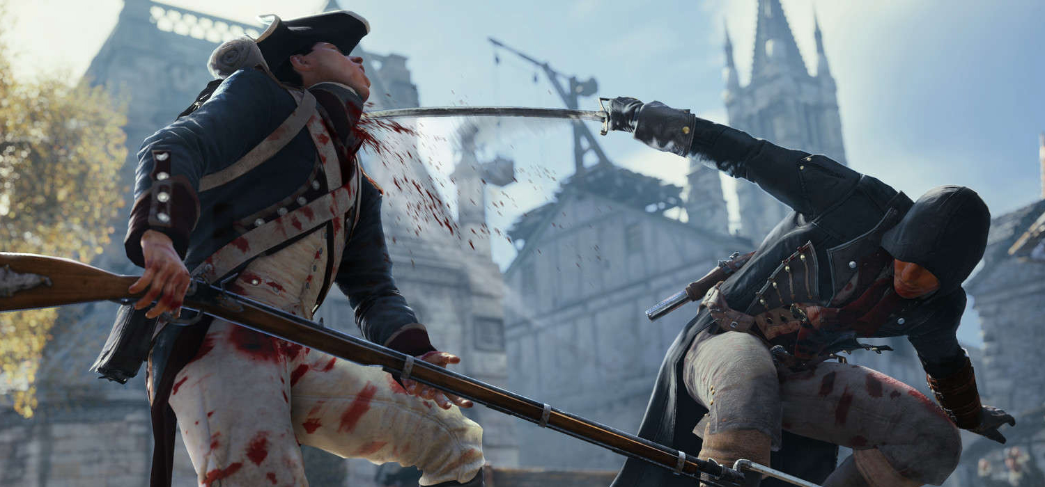 Assassins Creed Unity screen1