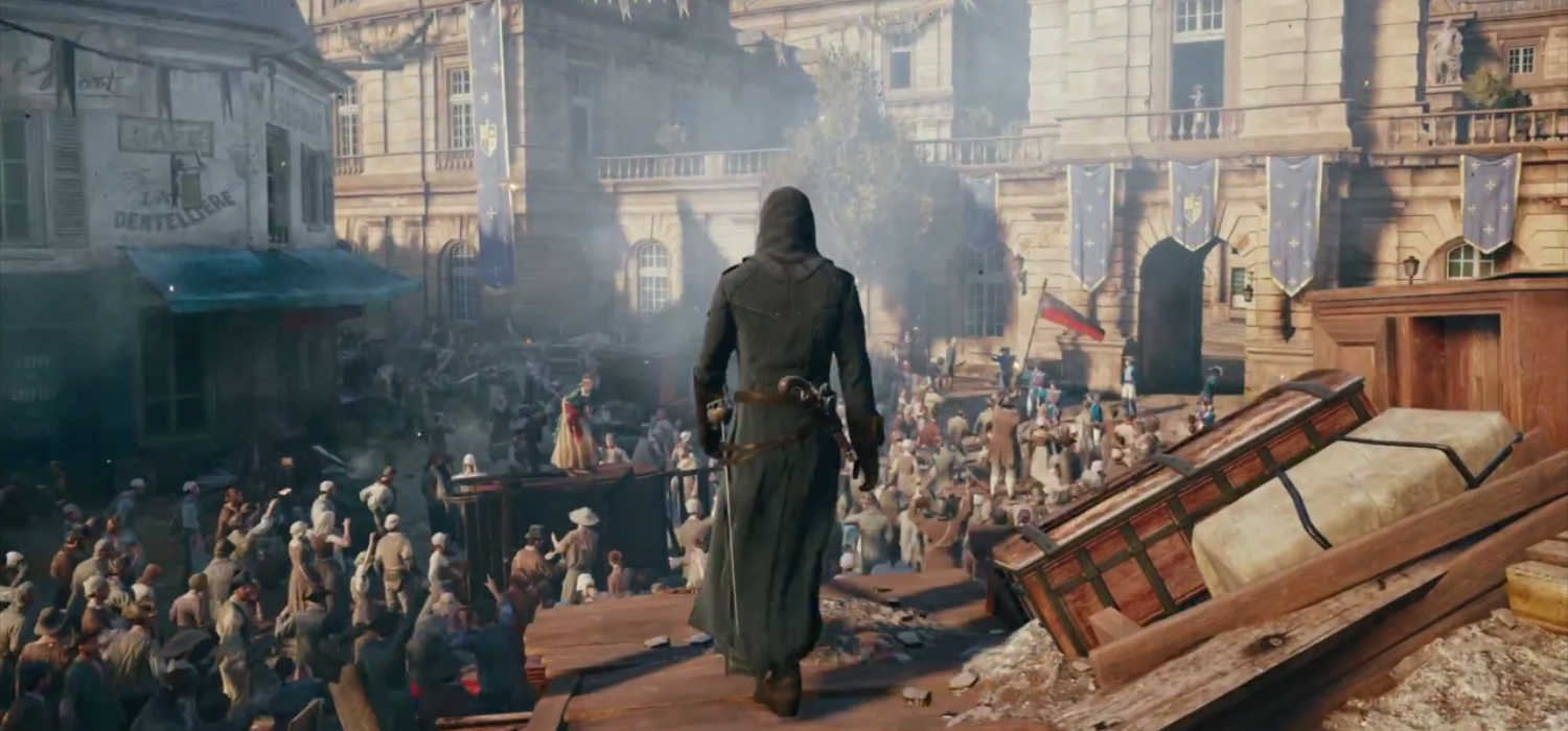 Assassins Creed Unity screen3
