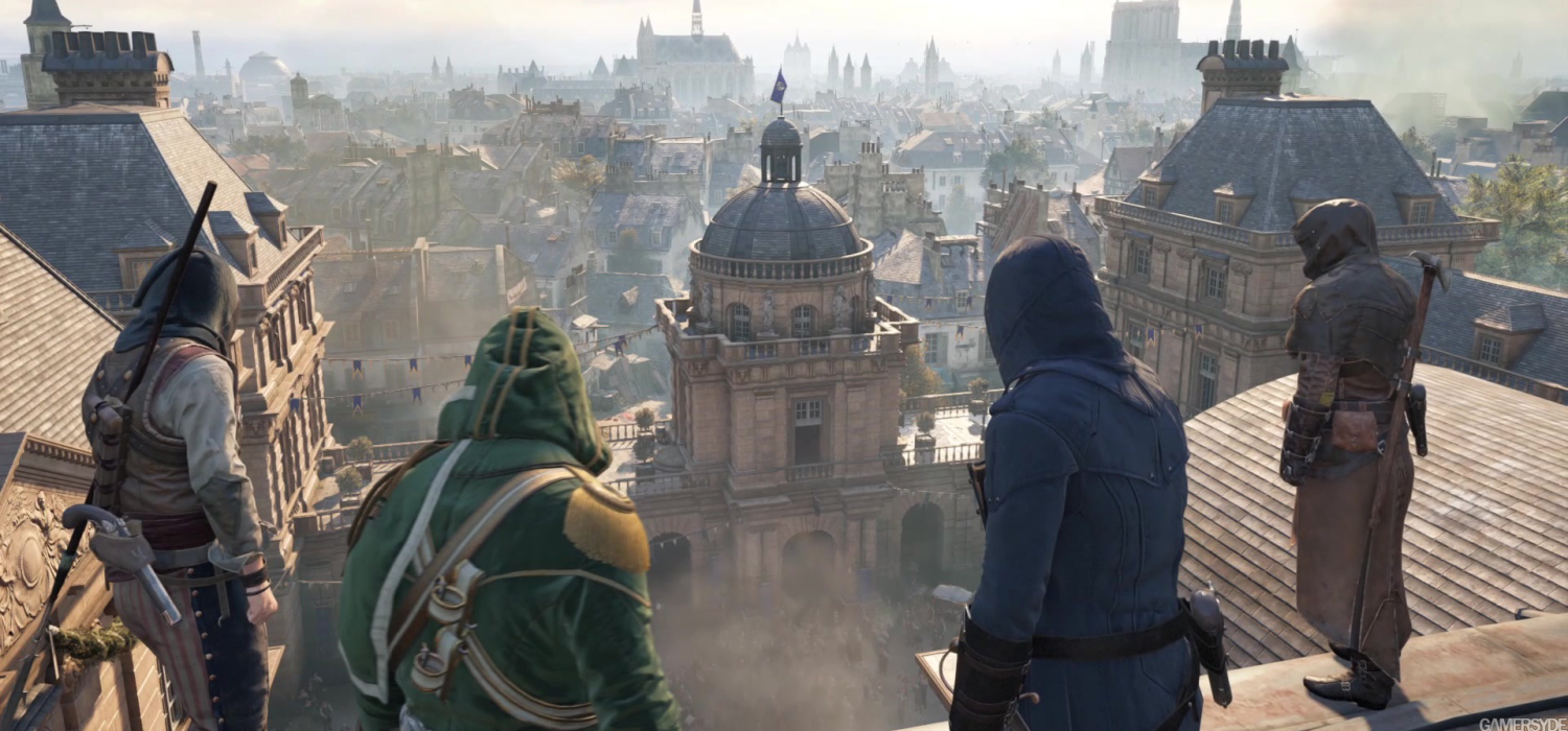 Assassins Creed Unity screen4