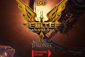 """<small class=""""subtitle""""> 13 de febrero, el día de Nintendo </small> AntiHype 3×17: Juego de Tronos, Elite: Dangerous y entrevista a los responsables de Castles"""