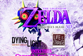 "<small class=""subtitle""> Fichando en invierno, como los grandes </small> AntiHype 3×21: The Legend of Zelda: Majora's Mask 3D, Dying Light, Life is Strange y entrevista Rise & Shine"
