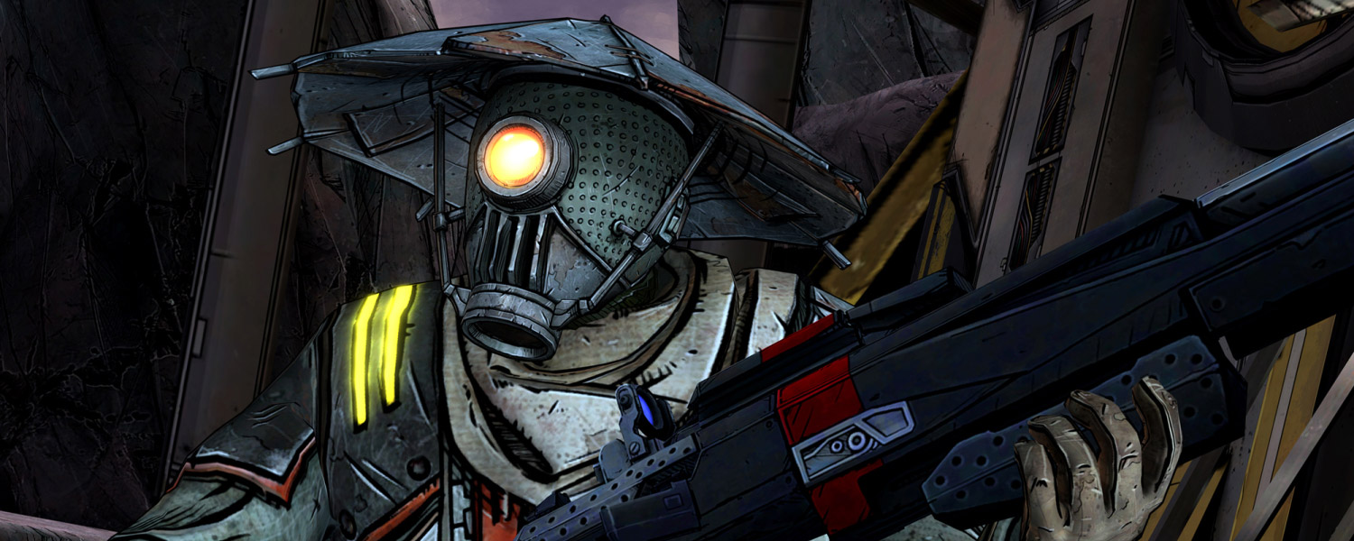 TALES BORDERLANDS SCREENSHOT 4