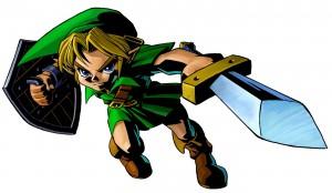 The-Legend-of-Zelda-Majoras-Mask-3D-Swords-Shield-Gear