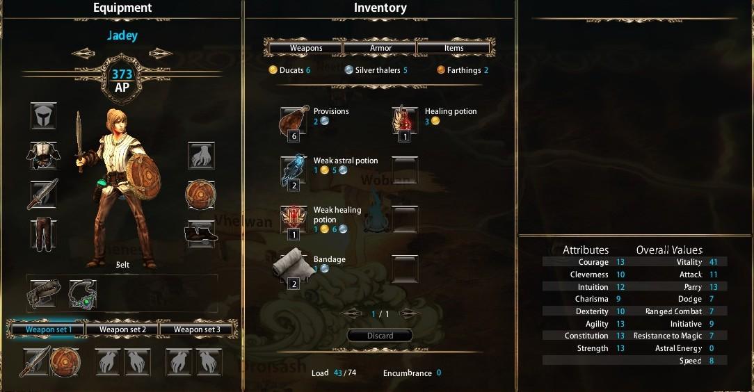 blackguards 2 screenshot antihype