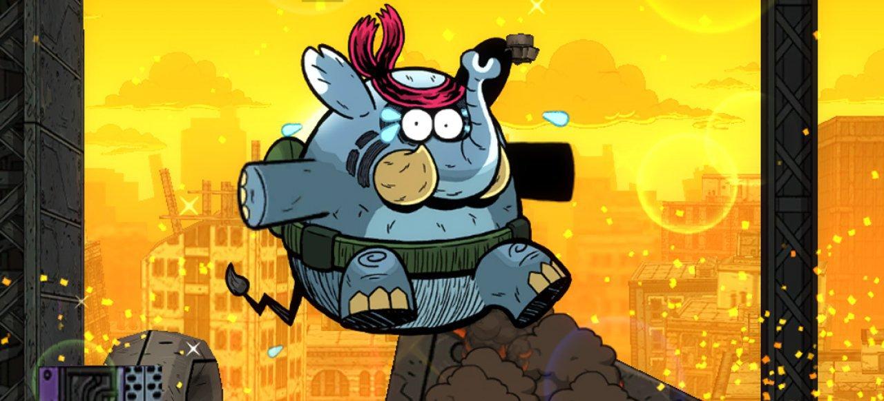 Tembo the Badass Elephant lo nuevo de sega y Game Freak