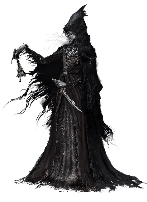 BLOODBORNE ART 1