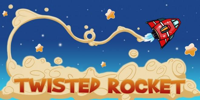 twitsted rocket banner