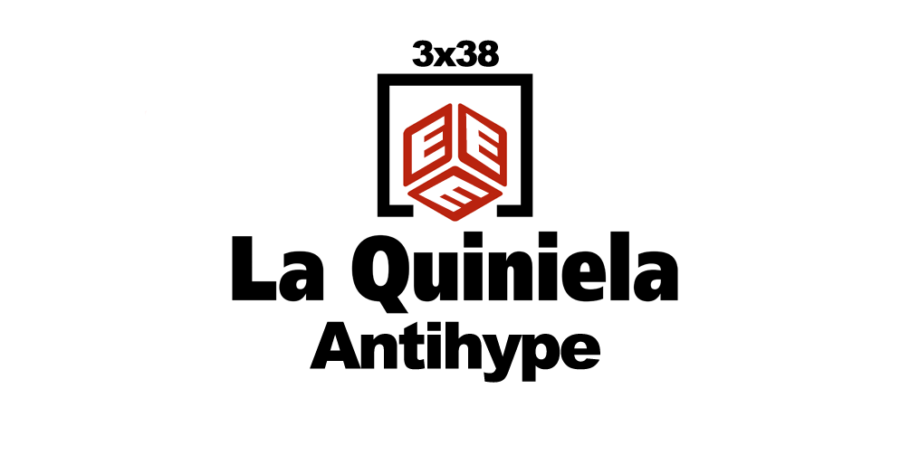 Antihype 3x38 Large