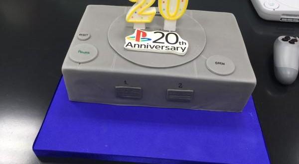 playstation 20 cumpleaños