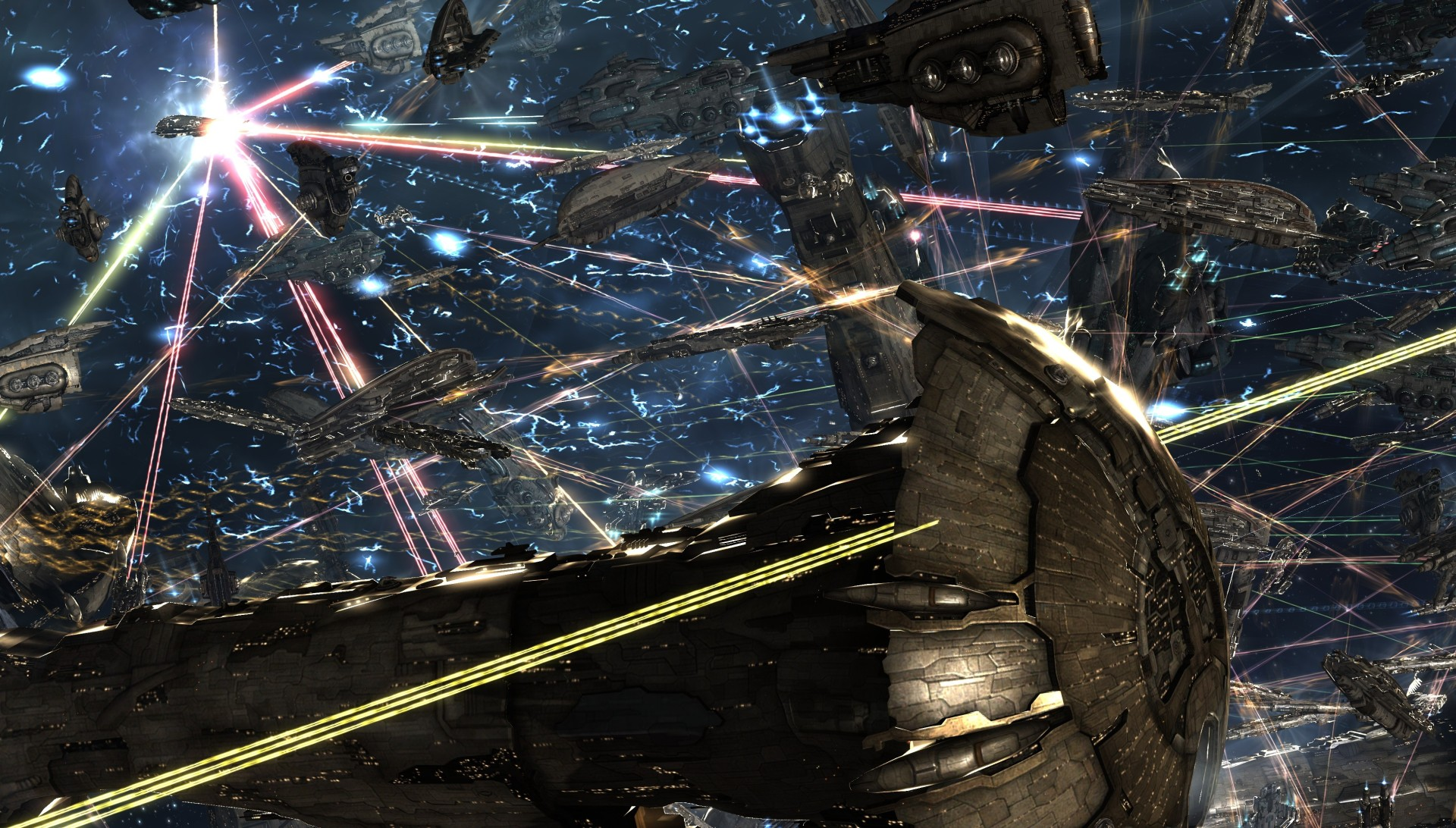 EVE online-Battle-Times antihype narrativa