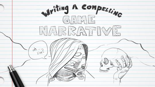 la narrativa videojuegos 1