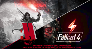 Antihype 4x13 fallout 4, rise of tomb raider