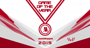 Antihype Large 4x17 GOTY 2015 Antihype