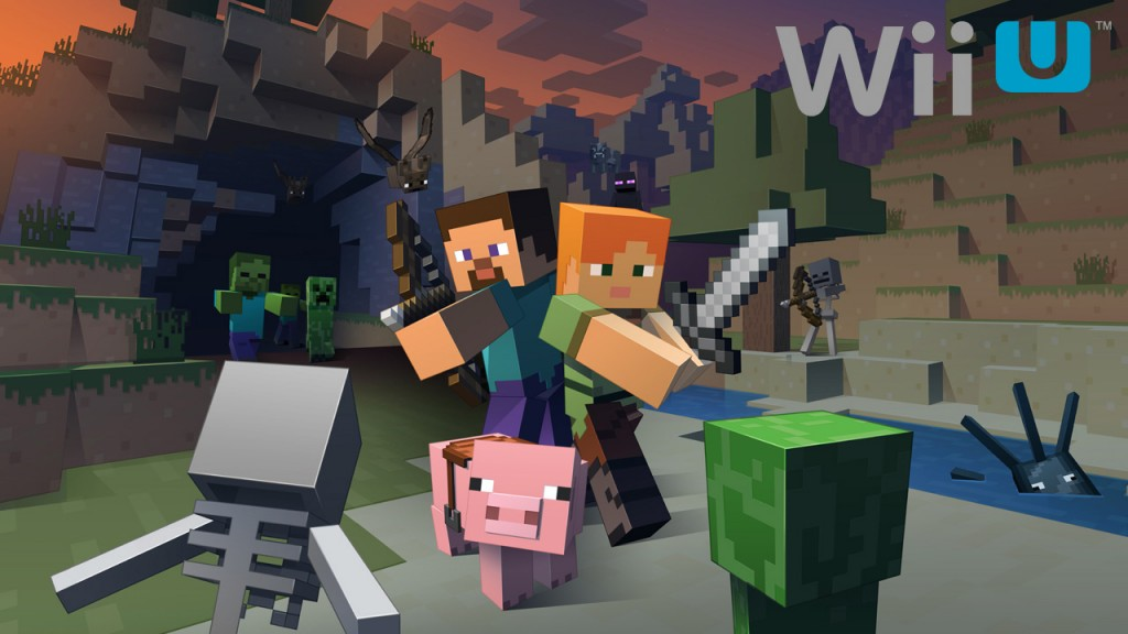 Minecraft WiiU Edition Antihype