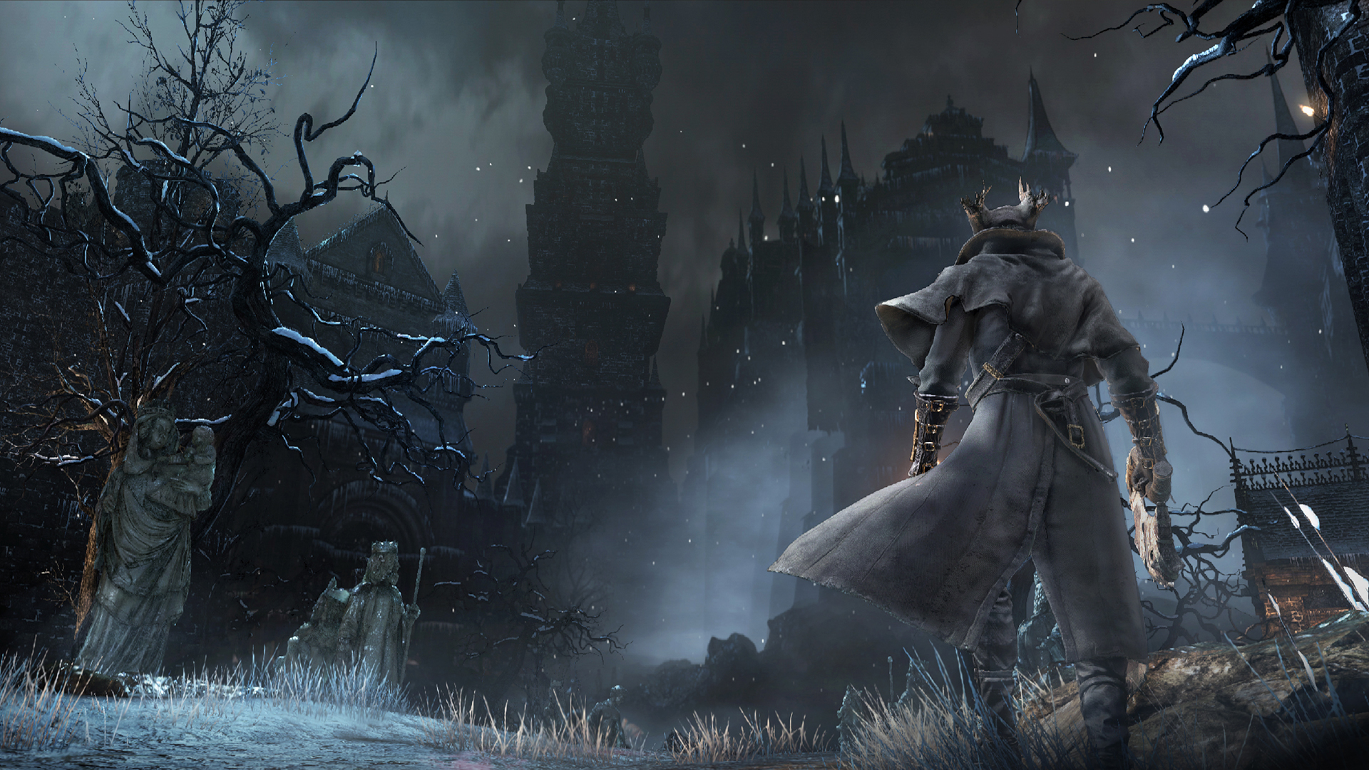 Bloodborne y la queer theory antihype 1