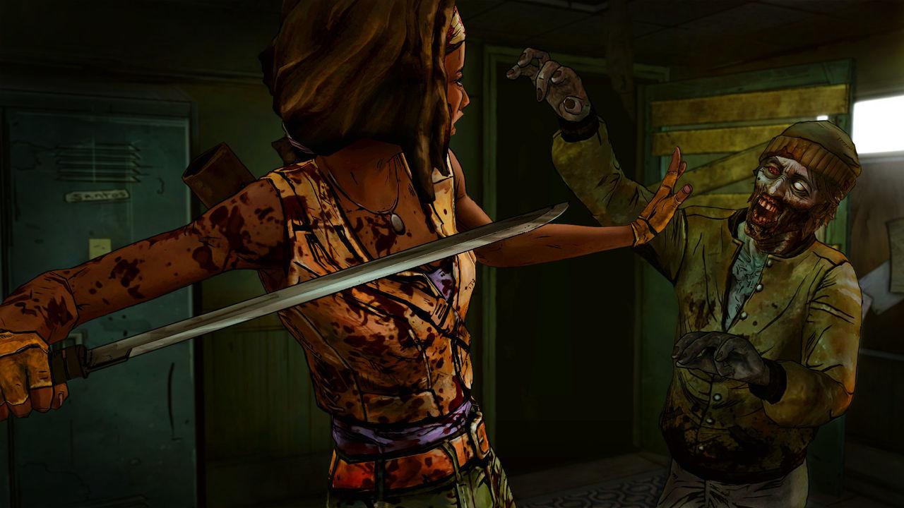 The Walking Dead Michonne antihype 3