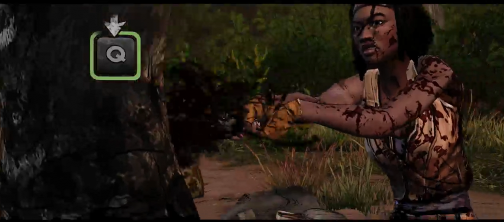 The Walking Dead Michonne antihype