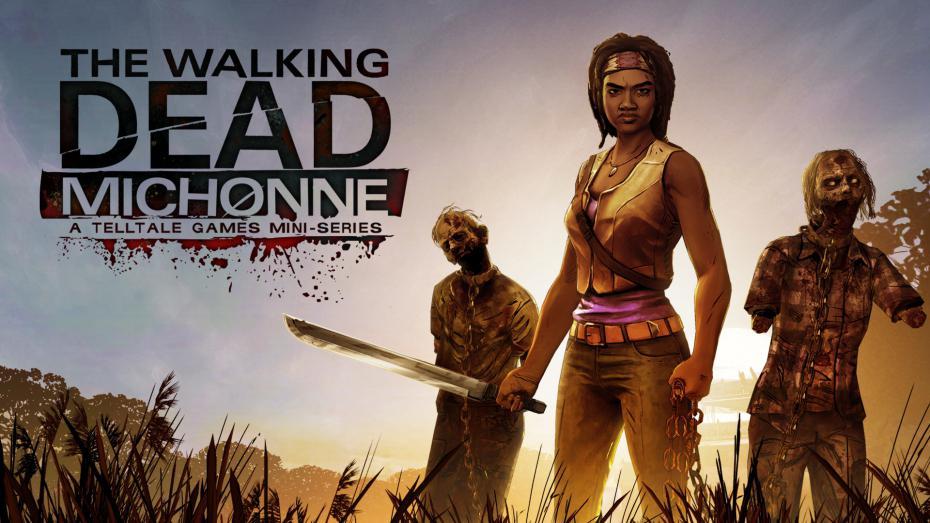 The Walking Dead Michonne antihype destacada
