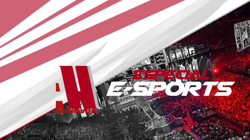 Antihype Large Especial E-Sports
