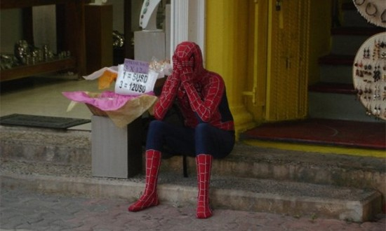 spiderman insomniac antihype