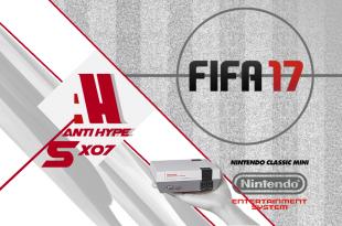 Antihype 5x07 FIFA 17 y Nes Mini