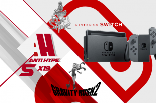 Antihype 5x19 Nintendo Switch, Rise And Shine y Gravity Rush 2