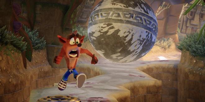 Crash Bandicoot tal