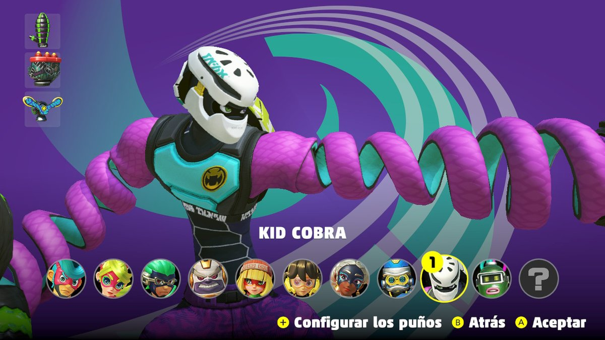 Kid Cobra Arms Antihype
