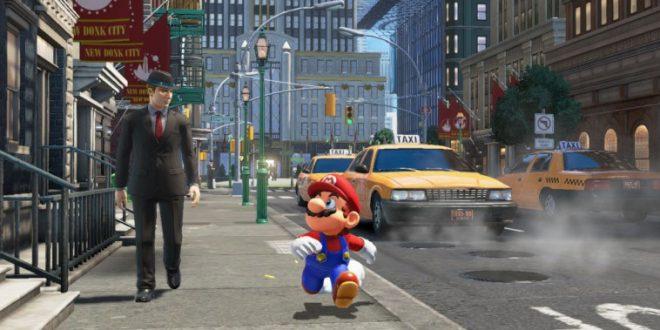 Mario Odyssey Antihype