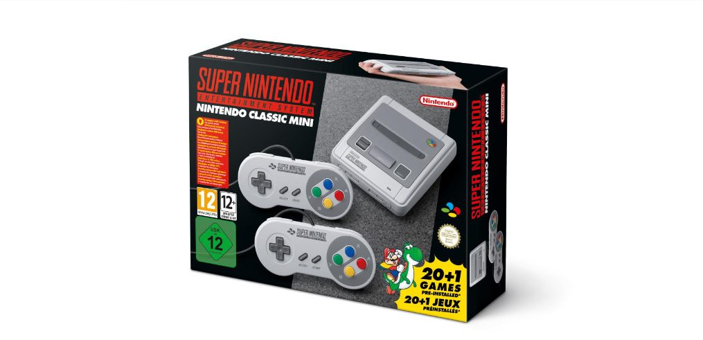 SNES mini antihype