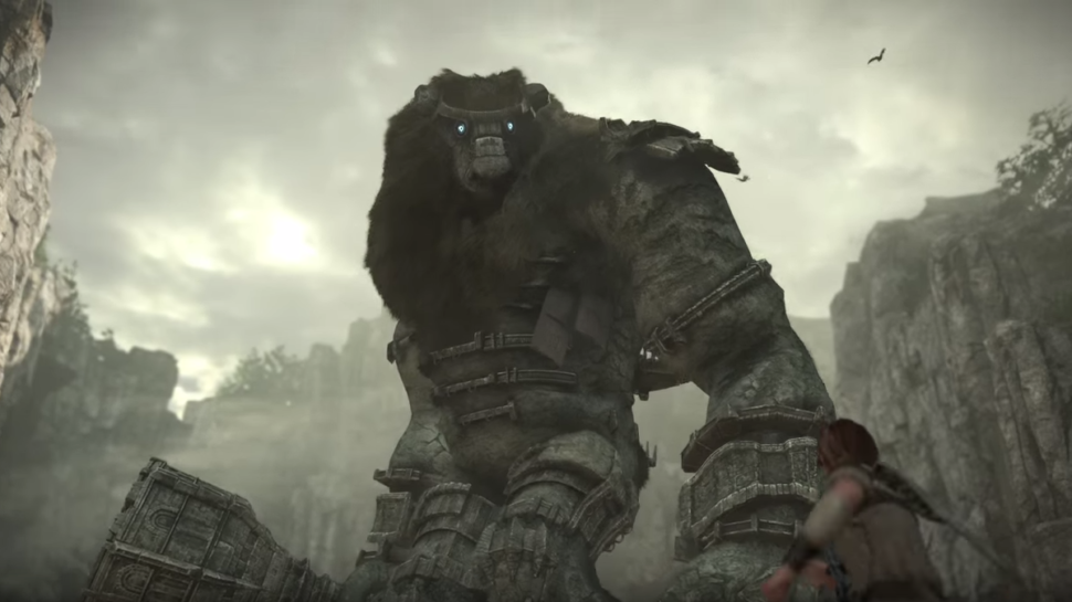 shadow of the colossus remake antihype