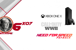 Antihype 6x07: Xbox One X, Need for Speed Payback y Call of Duty: WWII