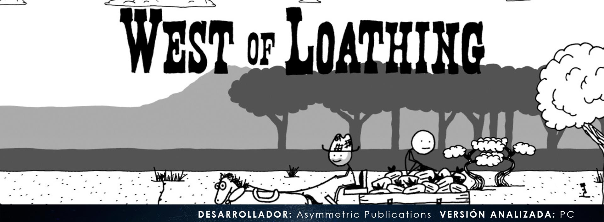 Encabezado West of Loathing