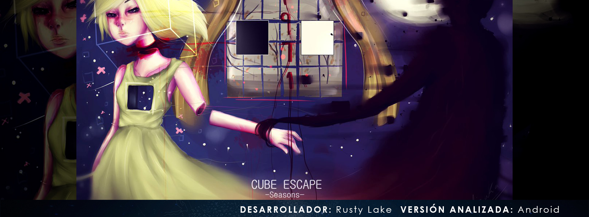 cube escape cab