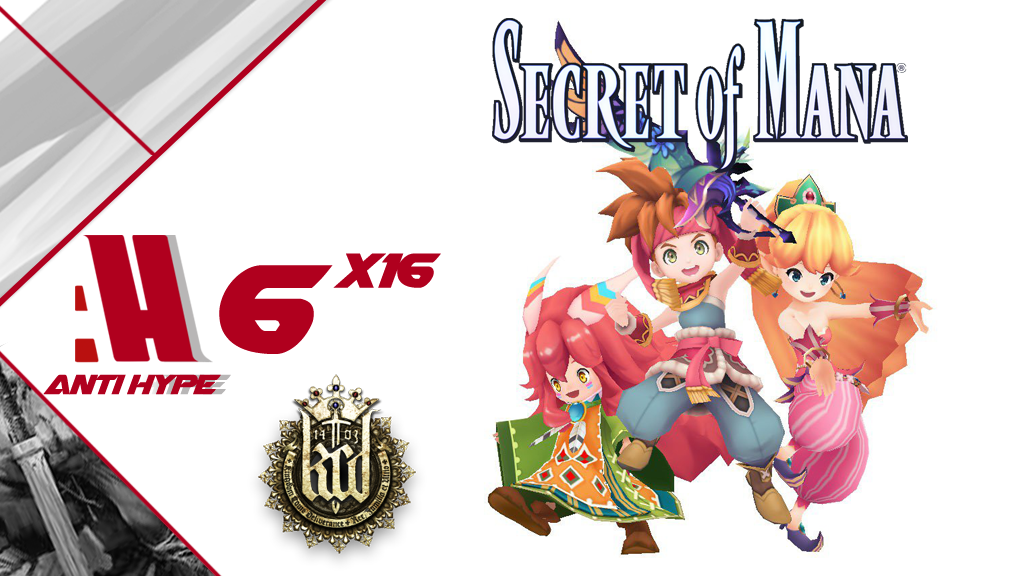 antihype 6x16: Kingdom Come: Deliverance y Secret of Mana