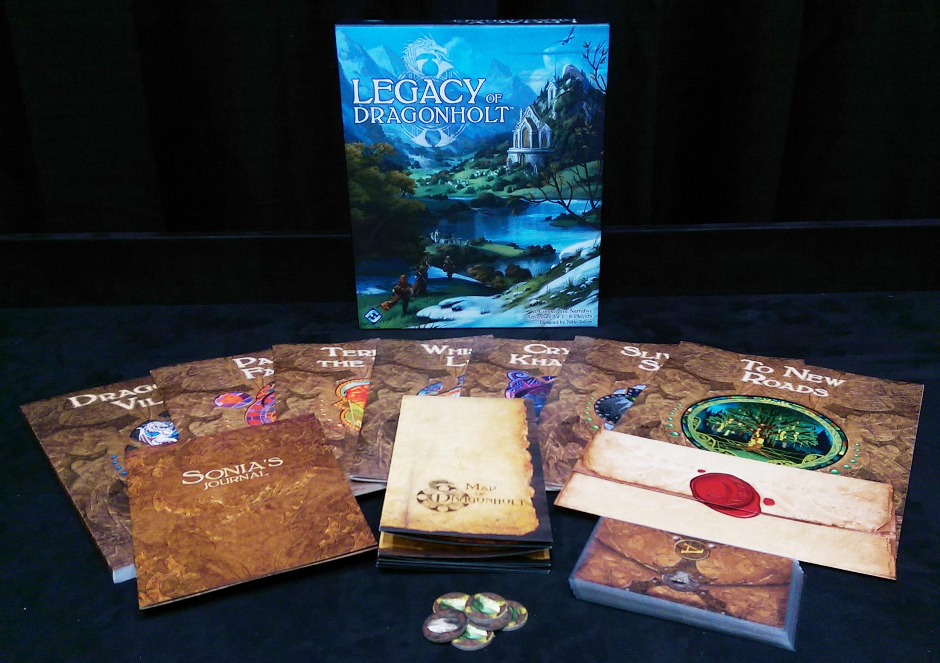 Legacy of dragonholt mid 1