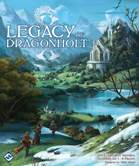 Legacy of dragonholt right