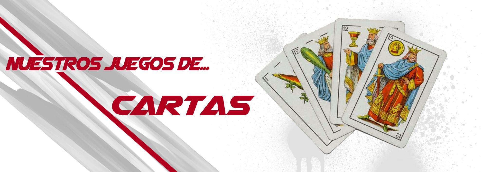 Nuestros juegos de...cartas