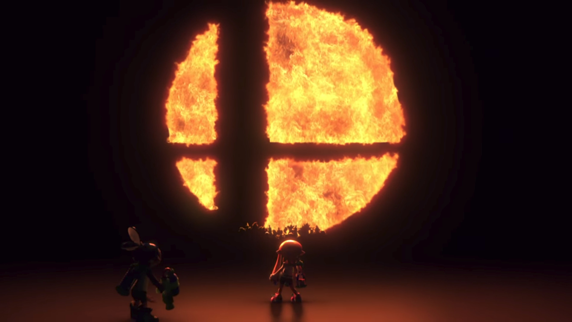 imagen de smash bros nintendo switch antihype