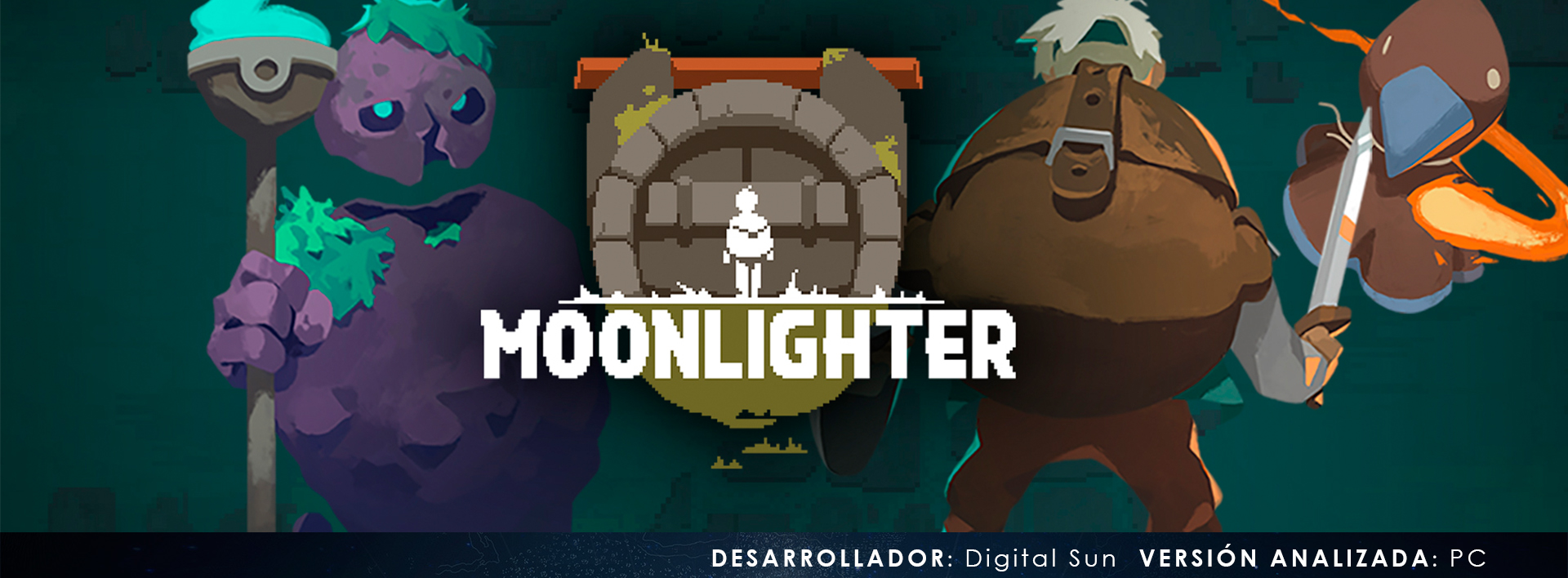 Moonlighter front antihype